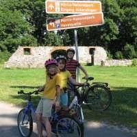 KRANICH-KATE - das Familienferienhaus am Müritz Nationalpark
