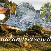 LandSelection Smålandreisen  -  Ferienhäuser am See in Schweden