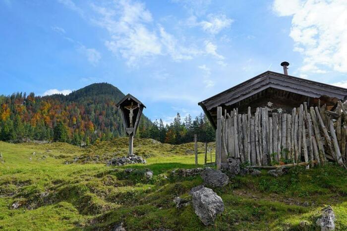 Bauernhofurlaub Salzburger Land