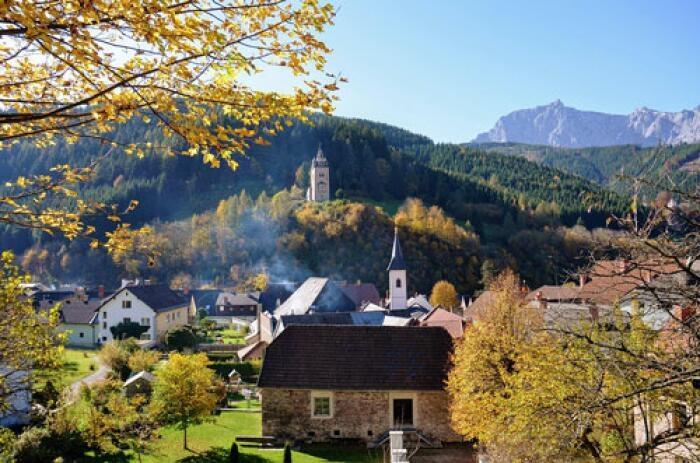 Bauernhofurlaub in der Steiermark
