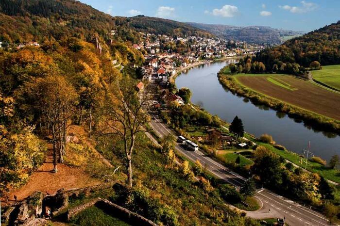 Bauernhofurlaub am Neckar