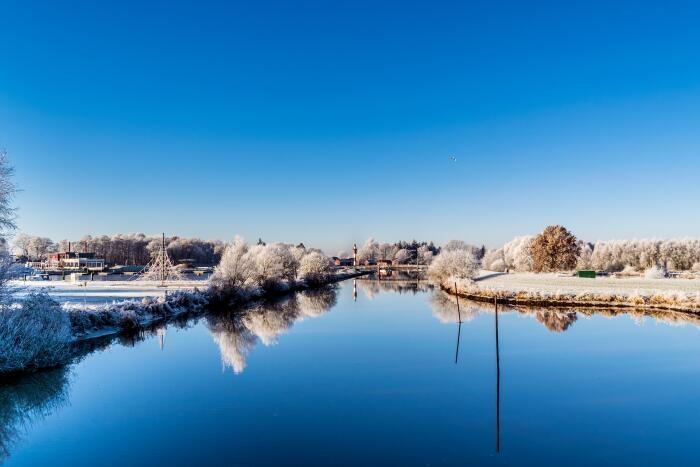 Bauernhofurlaub im Winter in Niedersachsen