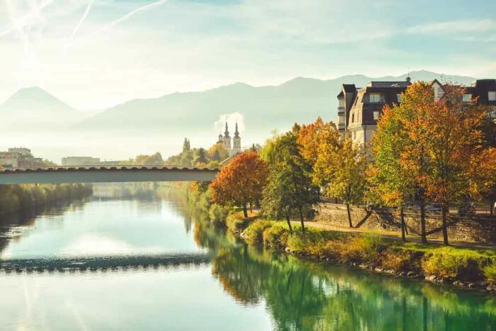 Landurlaub in Villach