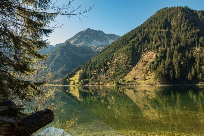 Berglandschaft in Tirol